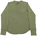 ALTERNATIVE LS POCKET HENLEY