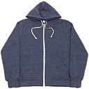 ALTERNATIVE ECO FLEECE ZIP HOOD