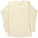 INDERA MILLS 100 COTTON THERMAL LS TEE